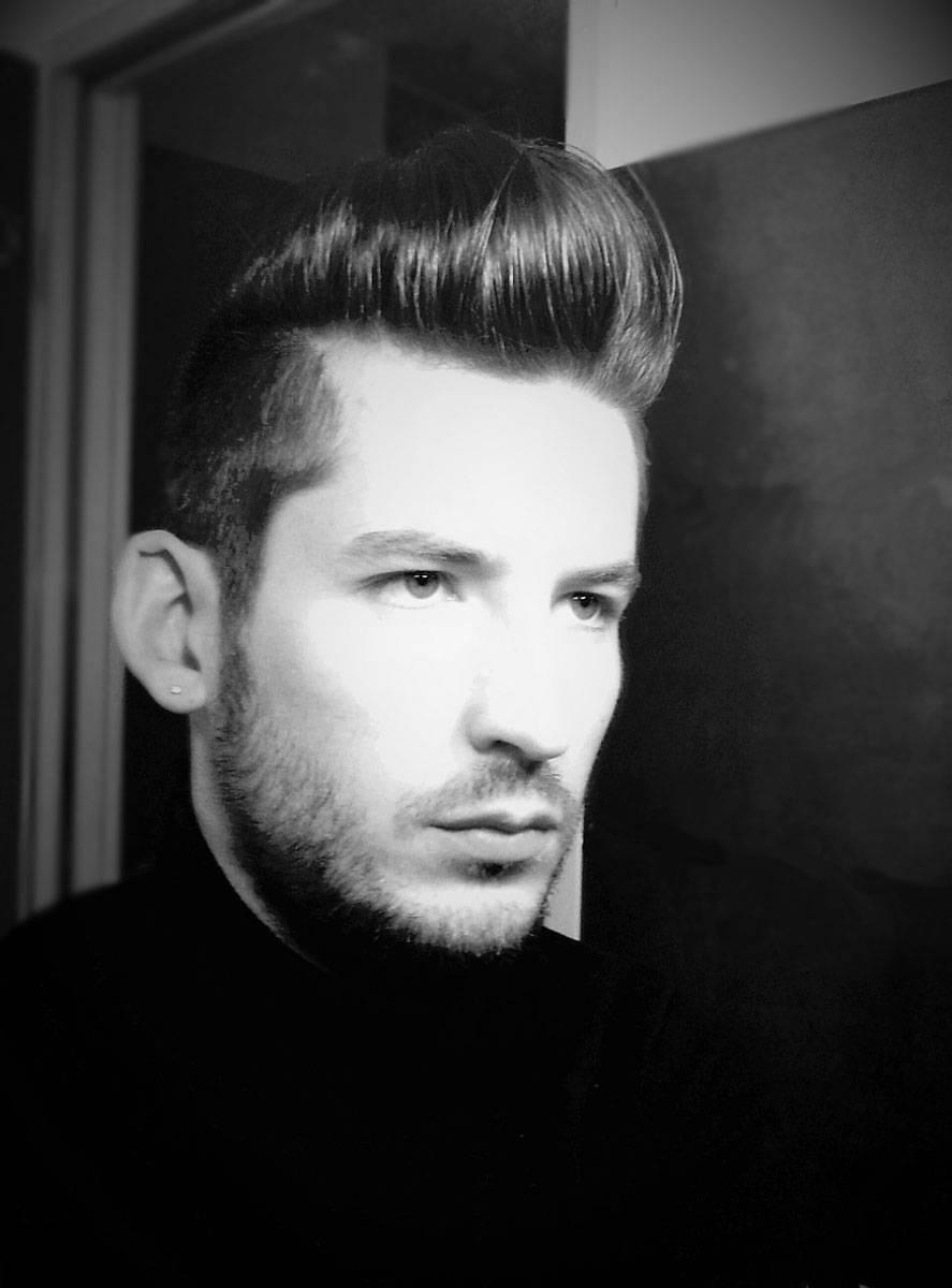 Portrait designers Barnabé Ribay design, designer du miroir Alveus