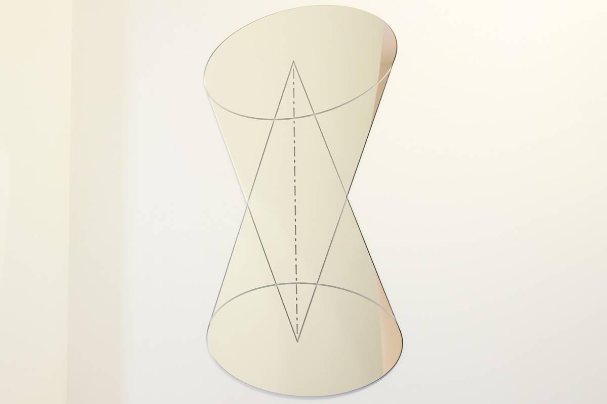 miroir design Pespective