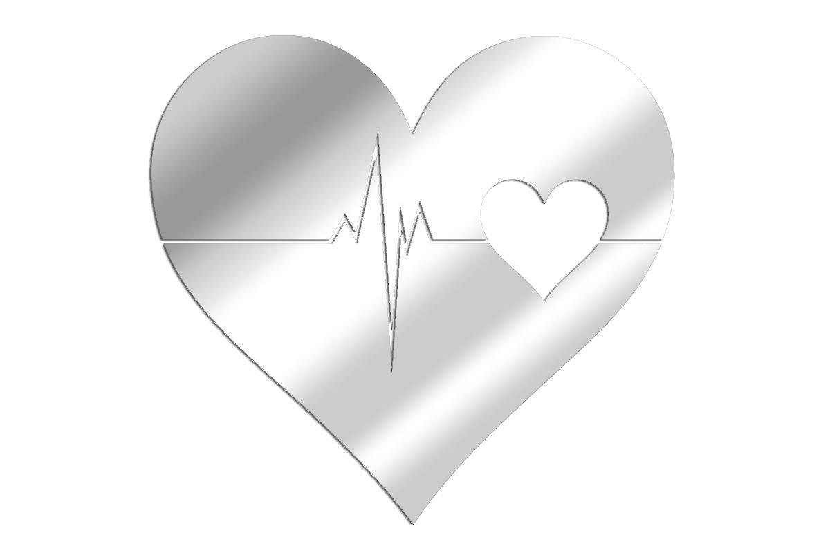 Miroir battements de cœur